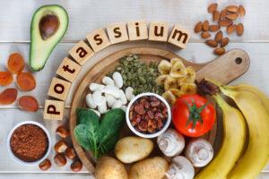 potassium sleep