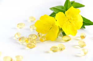 evening primrose oil helps hot flashes