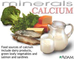 calcium magnesium bones insomnia