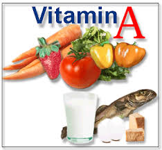 vitamin a sleep