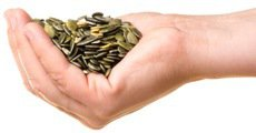 pumpkin seed oil for baldness