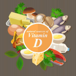 vitamin d foods for sleep