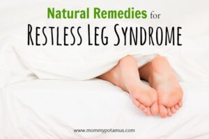restless leg syndrome home remedies